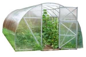 Объявление №41541 : Теплицы под поликарбонат, любая ширина, любая длина, стальные каркасы