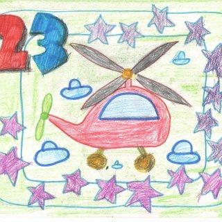 Женя Б., 4 года, ЦСПС и Д, Солнышко