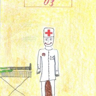 Андрей, 10 лет. Врач скорой помощи