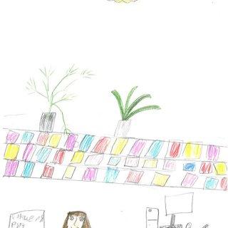 Елеусизова Дарья 7 лет, мама - специалист по документообороту
