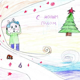 Легенькая Анна, 11 лет