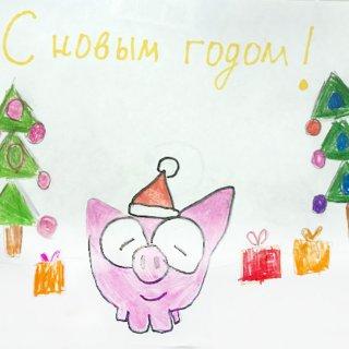 Настя, 6 лет