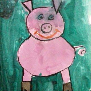 Гараева Алсу, 7 лет
