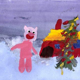 Легаев Сергей, 7 лет