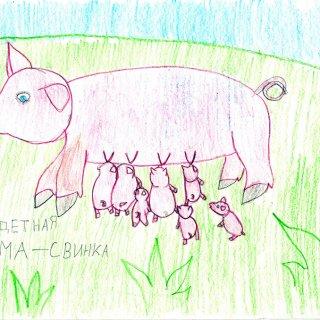 Засыпкина Софья, 9 лет