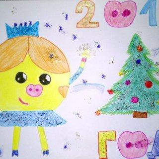 Ермакова Виктория, 8 лет