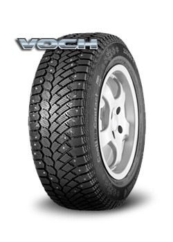 Шины Continental ContiIceContact 195/60 R16